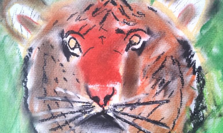 Children's Art Class 7yrs – 11yrs